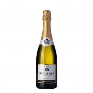 Vin Spumant Premium Brut Natur - 2015, 750 ml
