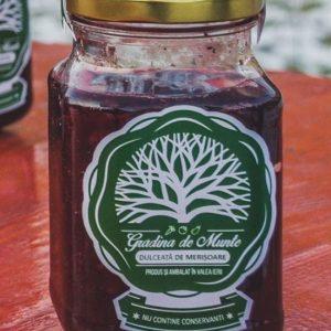 dulceata de merisoare